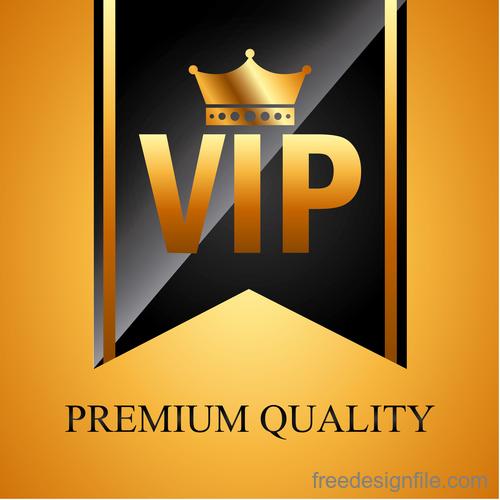 Luxury VIP background design vector 01