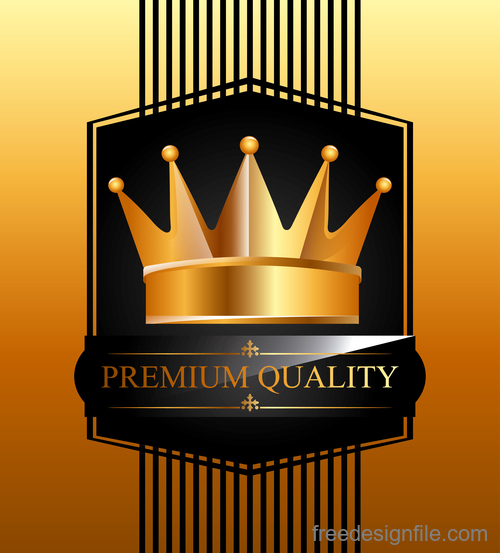 Luxury VIP background design vector 03
