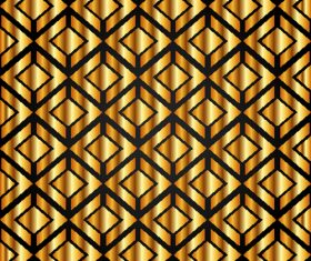 Luxury golden vector seamless pattern vector 03