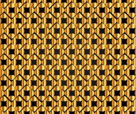 Luxury golden vector seamless pattern vector 05