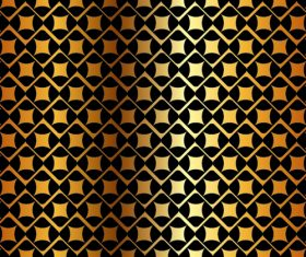 Luxury golden vector seamless pattern vector 07