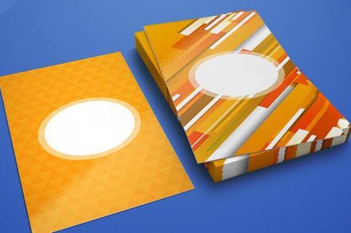 Modern Business Card Mockup PSD Template