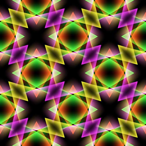 Multicolor overlap concept background vectors 08