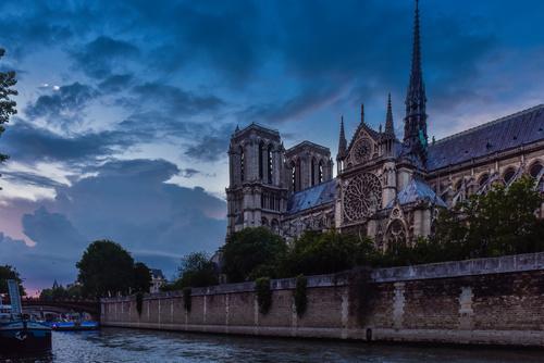 Paris France city landscape Stock Photo 10