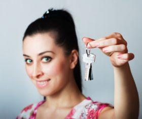 Real estate broker Stock Photo 06