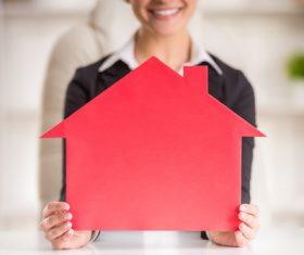 Real estate broker Stock Photo 09