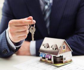 Real estate broker Stock Photo 10