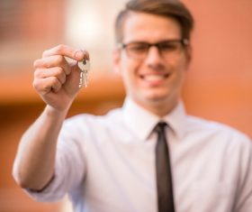 Real estate broker Stock Photo 11