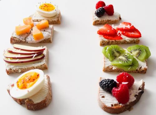 Seductive fruit bread Stock Photo 01