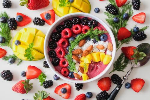 Various fresh fruits Stock Photo 01