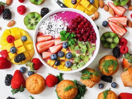 Various fresh fruits Stock Photo 03