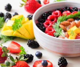 Various fresh fruits Stock Photo 04