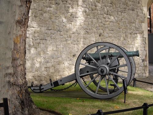 Vintage artillery Stock Photo 06