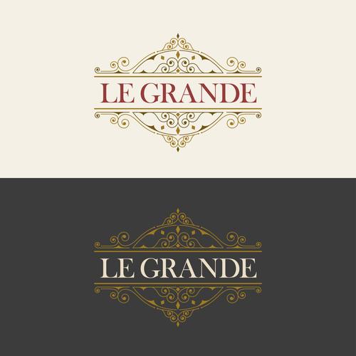 Vintage luxury labels template vectors 01