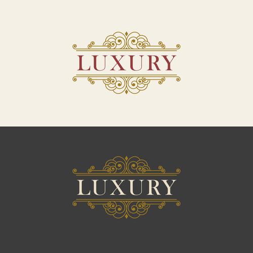 Vintage luxury labels template vectors 02