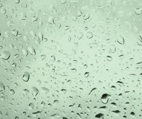 Water drops on the window Stock Photo 14