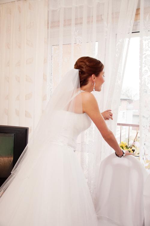 Wedding Couple Stock Photo 06