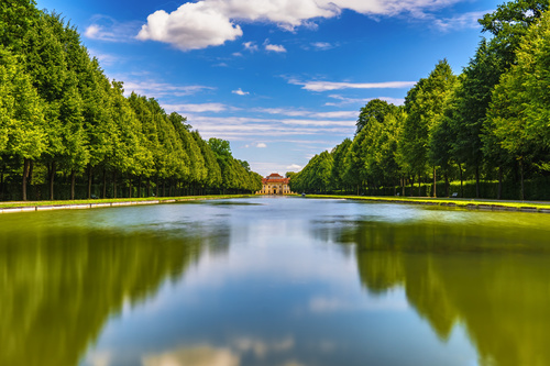 fascinating scenery of lakes Stock Photo 10