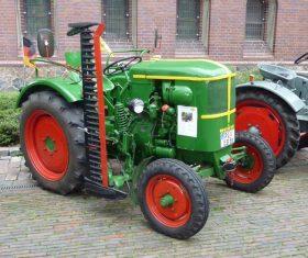 tractor Stock Photo 01