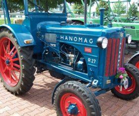 tractor Stock Photo 02