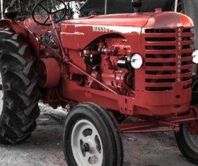 tractor Stock Photo 03