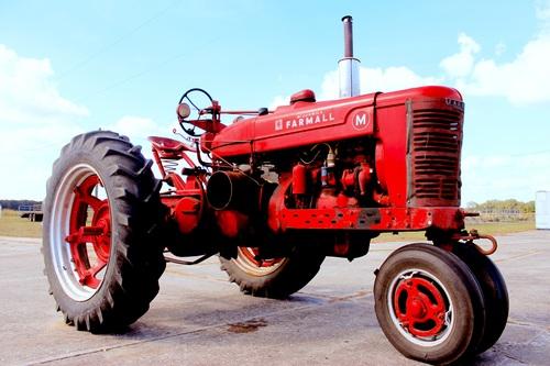 tractor Stock Photo 05