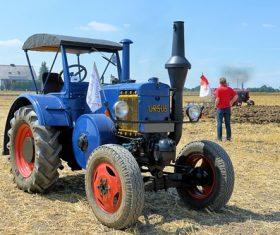 tractor Stock Photo 06