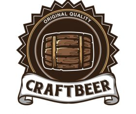 Beer symbol design vector