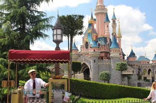 California Disneyland Stock Photo 03