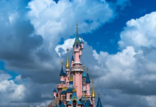 California Disneyland Stock Photo 05