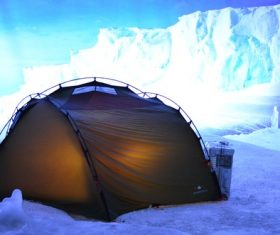 Camping tent Stock Photo 10