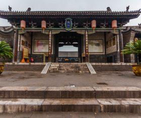 China Pingyao Humanities Landscape Stock Photo 03
