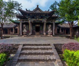 China Pingyao Humanities Landscape Stock Photo 06