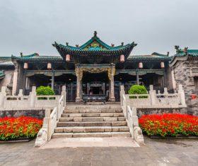 China Pingyao Humanities Landscape Stock Photo 11