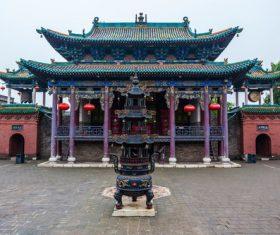 China Pingyao Humanities Landscape Stock Photo 12