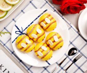 Chinese breakfast Stock Photo 01