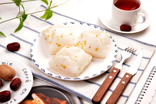 Chinese breakfast Stock Photo 04