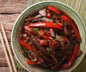Eggplant different practices Stock Photo 12