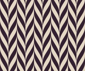 Monochrome regular stylish grid smooth regular trellis pattern vector