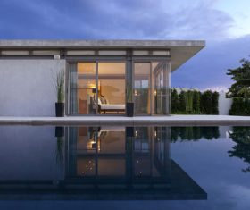 Personalized architecture Stock Photo 03