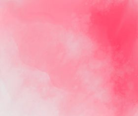 Pink watercolor texture background vectors 03
