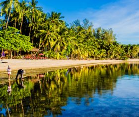 Stock Photo Thailand Koh Samui seaside scenery 03