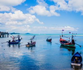 Stock Photo Thailand Koh Samui seaside scenery 04