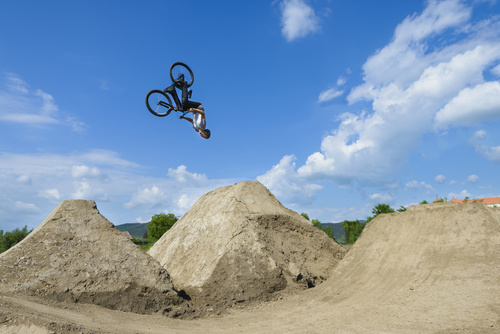 Stock Photo urban sport flip mortale 01