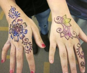 Tattooed person Stock Photo 04