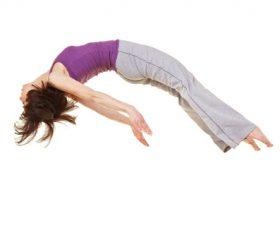 people tumble jump flip Stock Photo 06