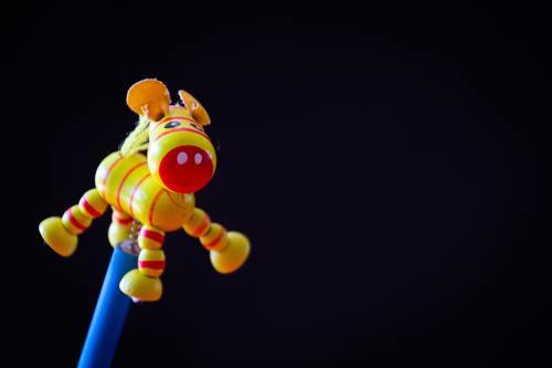 Cute animal toy Stock Photo 05