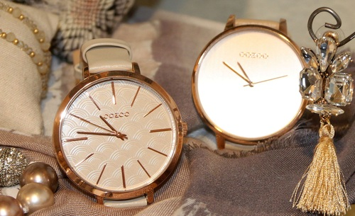 Fashion brand watch Stock Photo