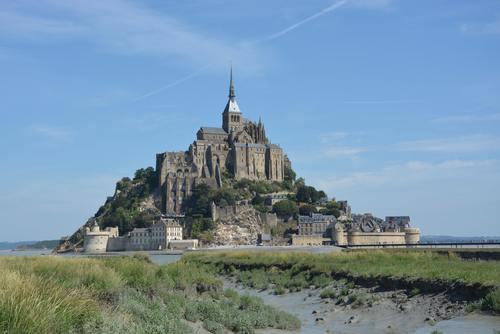 Gorgeous castle Stock Photo 01