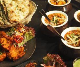 Hearty food Stock Photo 08